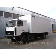 Промтоварный фургон на шасси МАЗ 5336А5-341 фото