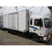 HYUNDAI HD 120 изотермический фургон 255 л.с. фото