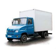 ЗИЛ-изотермический фургон