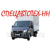 Газель-Next изотермический фургон
