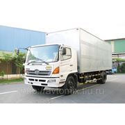 HINO 500 (промтоварный фургон) 2013 г. фото