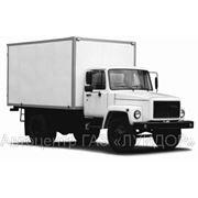 А/ф Изотерм на шасси ГАЗ-3309