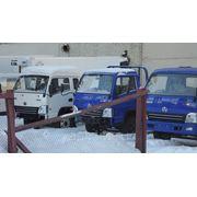 """BAW Fenix 33462 Промтоварный фургон """"Купи Без Денег"""" фото"""