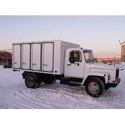 ГАЗ-3309 хлебный