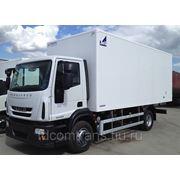 Iveco EuroCargo 120 фургон изотермический 35 м3