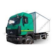 Усиленный промтоварный фургон МАЗ производство и продажа