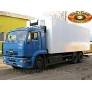 КАМАЗ-65117 изотермический фургон