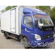 Изотермический фургон Foton BJ5059 (5 тонн) фото