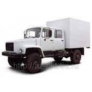 Фургон ГАЗ - 33081 Егерь