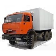 КАМАЗ-43114 изотермический фургон фото