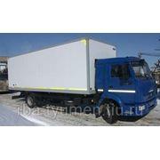 Фургон изотермический КАМАЗ 5308