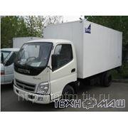 Изотермический фургон Foton BJ5081VDCEA-S (4,4 тонны) фото