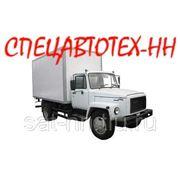 ГАЗ-3309 промтоварный фургон