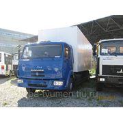 Фургон промтоварный КАМАЗ 5308