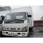 Изотермический фургон ISUZU NKR77LLNACJAX (3,5 тонны) фото