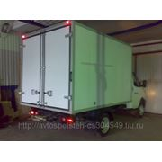 Изготовление и ремонт фургонов фото