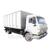 Хлебный фургон на базе КАМАЗ-4308