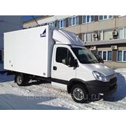IVECO Daily 45 изотермический фургон 5,3м Класс С фото