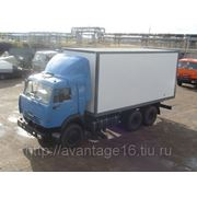 Новый камаз 53215 изотермический фургон фото