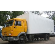 Промтоварный фургон на КамАЗ-4308-3065-99 фото