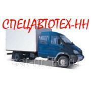 ГАЗ-331063 Валдай-Фермер промтоварный фургон