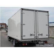 Изотермический фургон ISUZU QL5100XTРAR (5 тонн) фото