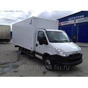 IVECO Daily 45 промтоварный фургон 5,3м фото