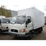 Промтоварный фургон HD 65