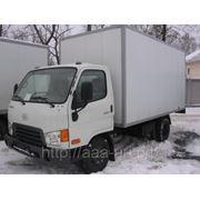 Изотермический фургон HD 65