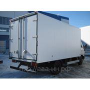 Удлиненный фургон HD 65