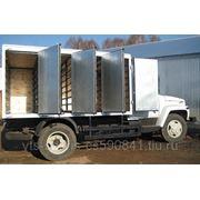 Хлебный фургон на шасси ГАЗ-3309