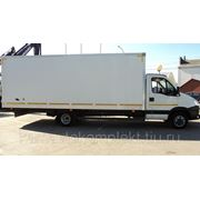 Изотермический фургон IVECO DAILY50C15 фото