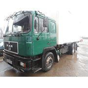 Изотермический фургон Man 24.372 BDF