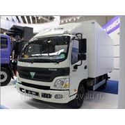 Фургон промтоварный Foton 1051 (г/п 4 т)