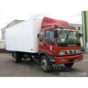 Изотермический фургон Foton BJ5121VHCFK-S (6,5 тонн) фото