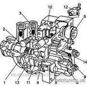 Двигатель для автомобиля Isuzu Bighorn (Исузу Бигхорн) контрактный фото
