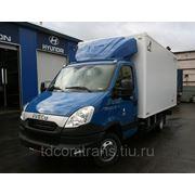 IVECO Daily 70 изотермический фургон 5,3м Класс А фото
