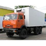 КАМАЗ-43118 изотермический фургон