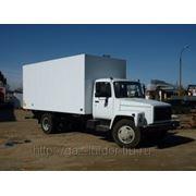 Удлиненный изотермический фургон на базе ГАЗ-3309