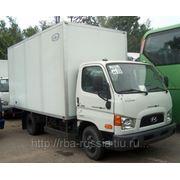 Фургон Hyundai HD65 промтоварный фото