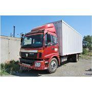 Изотермический фургон Foton BJ5163XXY-XA-A (8 тонн) фото