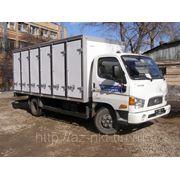 Hyundai HD 78 HD 78 Хлебный фургон(240 лотков)