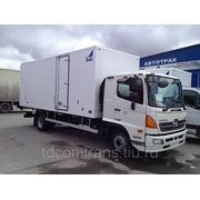 HINO 500 изотермический фургон 6,27м Класс А фото
