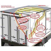 Производство изотермических фургонов