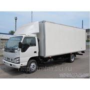 Изотермический фургон ISUZU QL5100XTMAR (5 тонн) фото