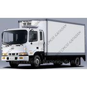 Усиленный фургон из сэндвич-панелей Hyandai HD производство и продажа