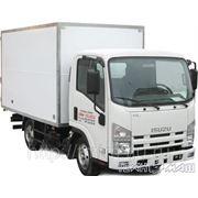 Изотермический фургон ISUZU QL5040X8HAR (1,5 тонны) фото