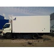 Hyundai HD-78 изотермический фургон 5,0м Класс А фото