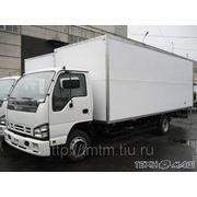 Изотермический фургон ISUZU QL5090XTKAR (5 тонн) фото