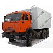 Усиленный изотермический фургон КАМАЗ производство и продажа